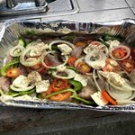 Fish BBQ