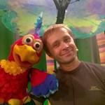 """Я и мой друг попугай Флинт (MAGIK ENGLISH на канале """"Карусель"""")"""