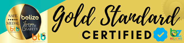 Belize Gold Standard Certification Seal - Belizing.com